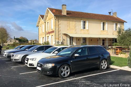 Sortie Team Midi-Pyrénées - Saint-Emilion - 11/11/16