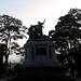 El Monumento Nacional en enero av. 1-3, c.17/ The