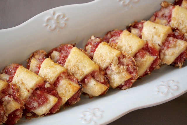 Strawberry Rhubarb Rugelach - 43