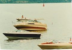 FUN ON THE HUDSON IN 1986