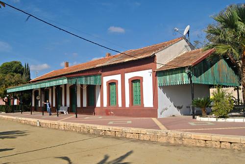 Zurgena Railroad station