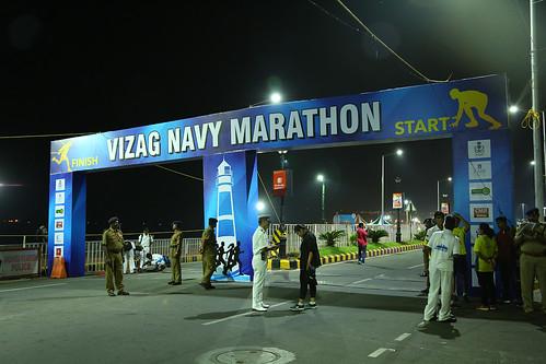 Vizag Navy Marathon