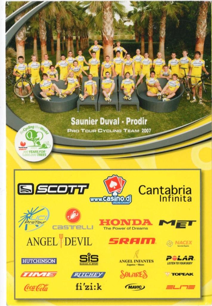 Saunier Duval Prodir 2007