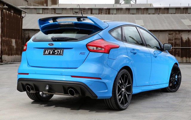 Ford Focus RS (DYB-RS)
