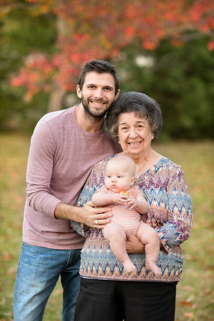 Me, Granny, and Milo