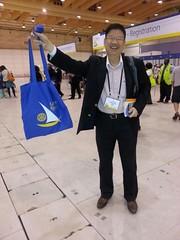 President KC Wong in Lisbon