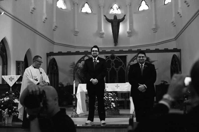 400TX:365 - Week 23 - Emily & Greg's Wedding