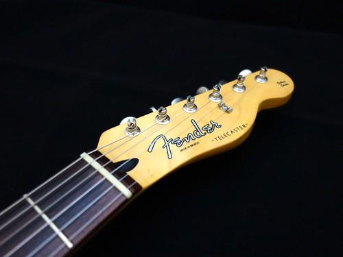 Fender テレキャス