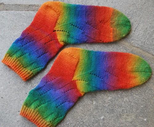 Sunday Swing socks