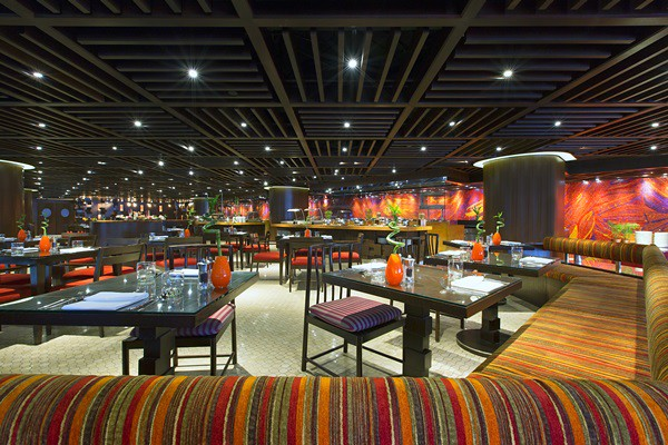 Essence Restaurant. Sheraton Imperial KL Hotel
