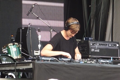 Adrian Lux at Ottawa Bluesfest 2013