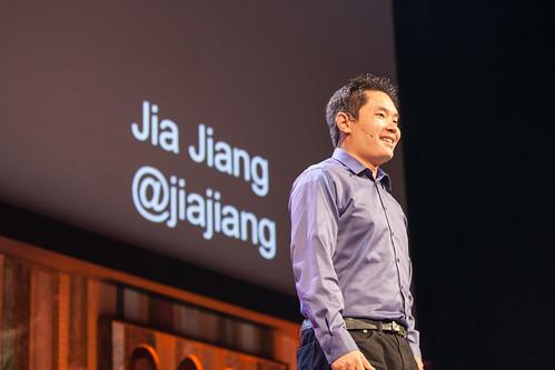 Jia Jiang at WDS 2013