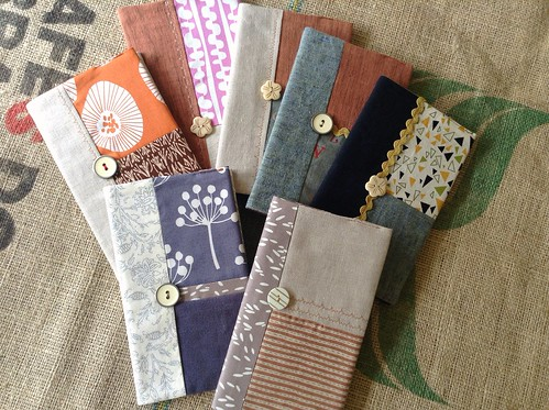 Reusable Moleskin Journal Covers