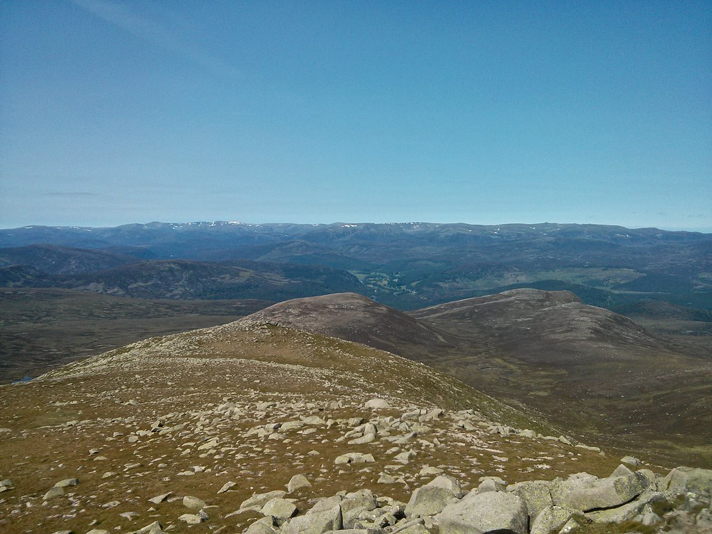 Deeside and the Cairngorms