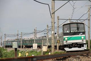 JR 205 series