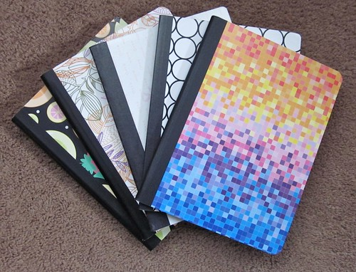 2013 Composition Books