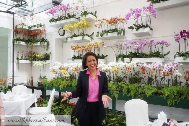 Aireen Omar - high tea at majestic hotel KL ORchid Room-018