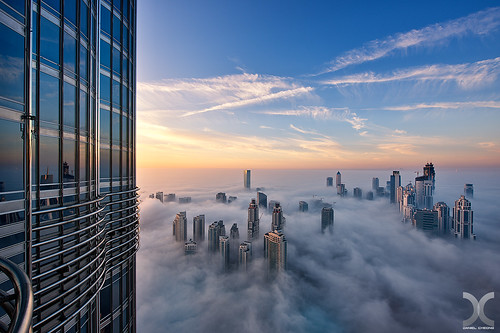 Cloud City by DanielKHC