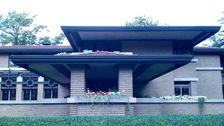 Frank Lloyd Wright - Meyer Mays home4