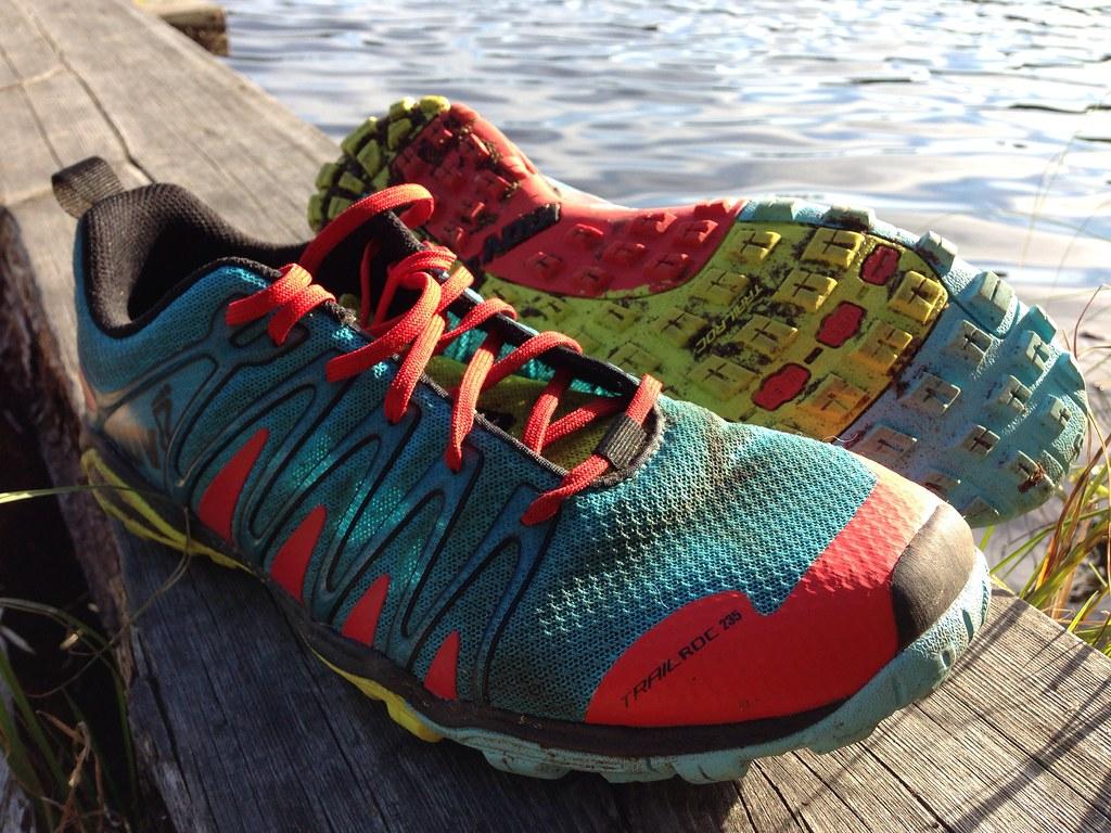 New shoes: Inov-8 TrailRoc 235