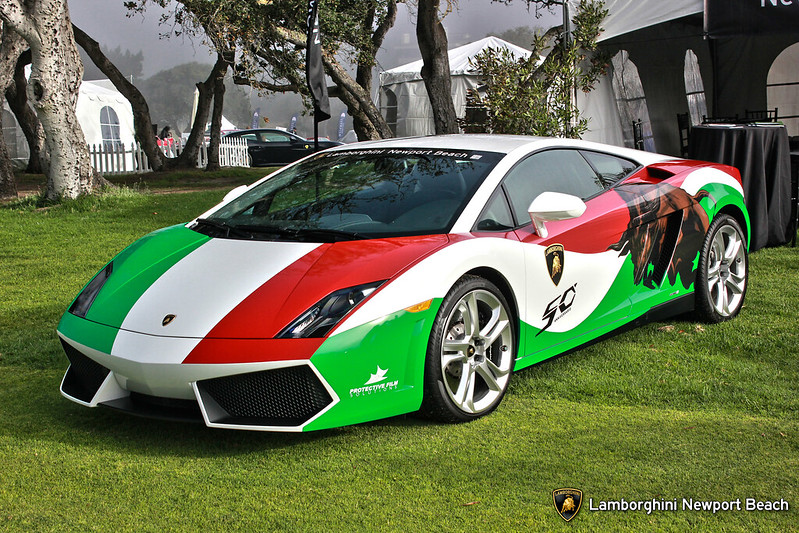 Lamborghini Newport Beach Blog Lamborghini Newport Beach At Concorso Italiano