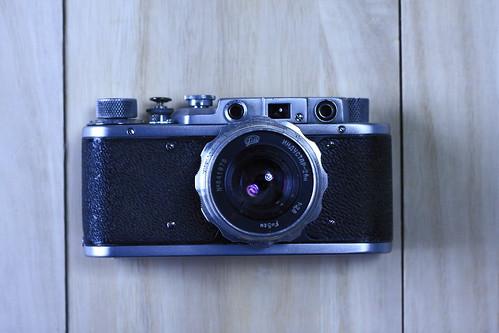 zorki-1(e)/INDUSTAR-26M 50mm f 2.8