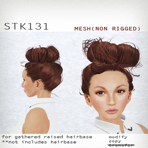 booN STK131 hair