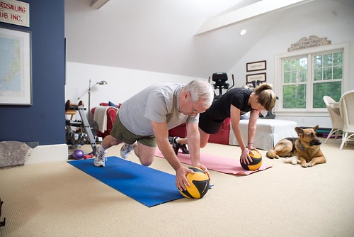 Mobile Fitness Personal Training