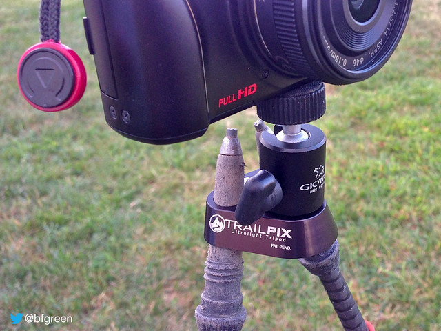 TrailPix Ultralight Tripod