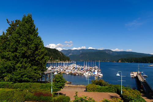 Deep cove harbor