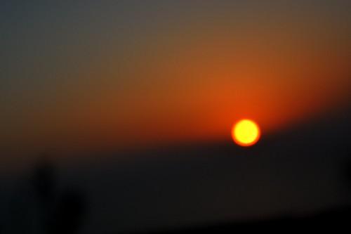 travel sunrise circle bokeh taiwan 09 sep day3 台灣 circular 台東 taitung 旅遊 日出 環島 九月 2013 散景