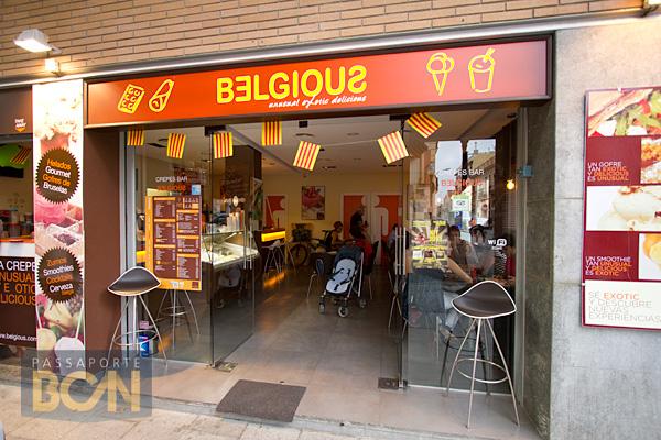melhores sorveterias de Barcelona: Belgious