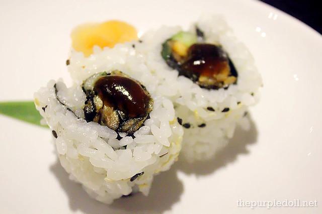 11 Sushi Sampler