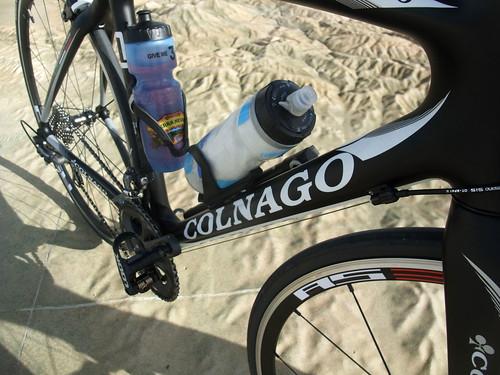 Joyce's new Colnago