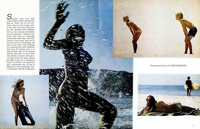 LIFE Magazine July 10, 1970 - SUMMER SUN AND CALIFORNIA GIRLS