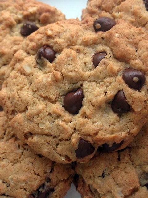 Biscotti con Gocce di Cioccolato: Ricetta Bimby