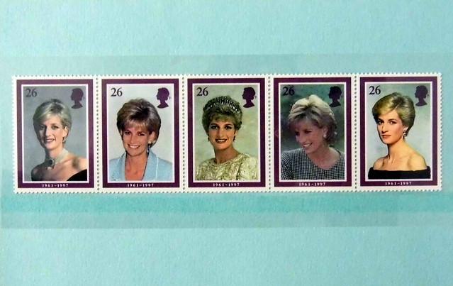 Princess Diana 20th Anniversary Memorial Commemorative
