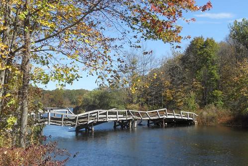 autumn newjersey fallfoliage waterloo morriscanal musky musconetcong musconetcongriver