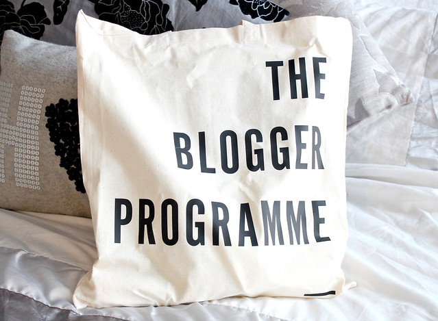 The Blogger Programme, Goody Bag, Social Network Solutions