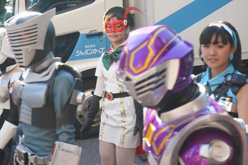 Kawasaki Halloween Parade 2013 12