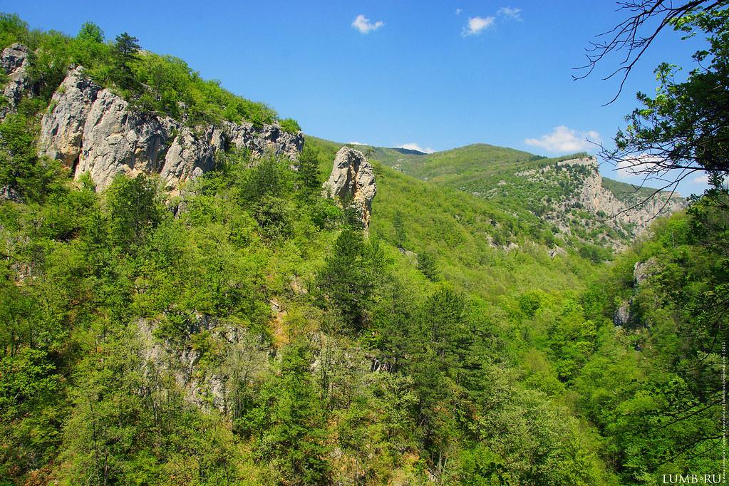 2013.05.01 Большой каньон Крыма