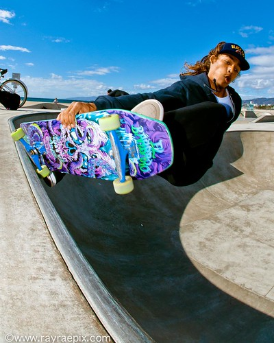 Venice Skatepark Steven Cox 10-27-13
