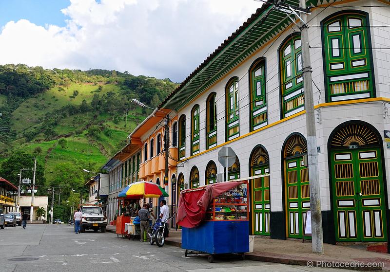 Balcones Pijao, Quindío