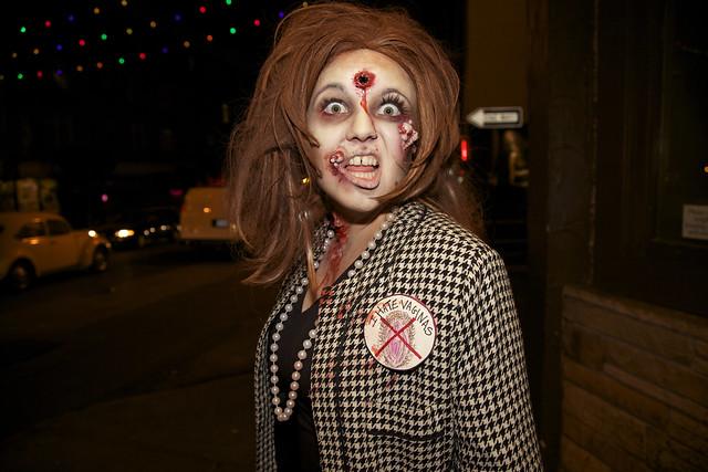 Zombie Michelle Bachmann