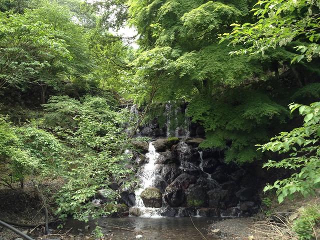 養老山 滝