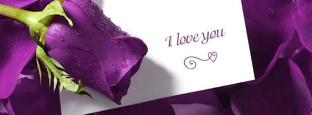 I Love You Facebook Cover Photos