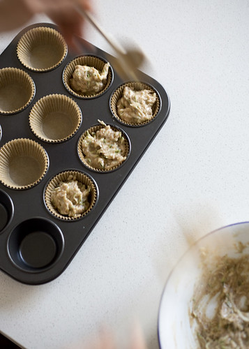 Gluten Free Banan Zucchini Morning Muffins | The Gluten  Free Scallywag