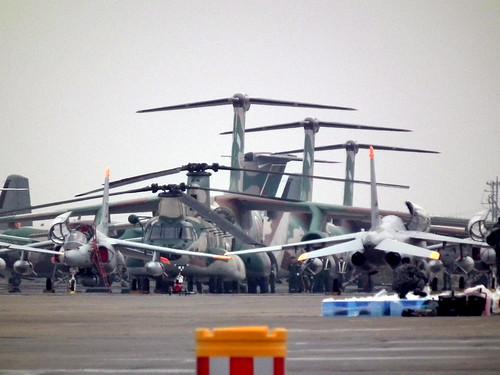 JASDF Iruma Airbase 航空自衛隊 入間基地