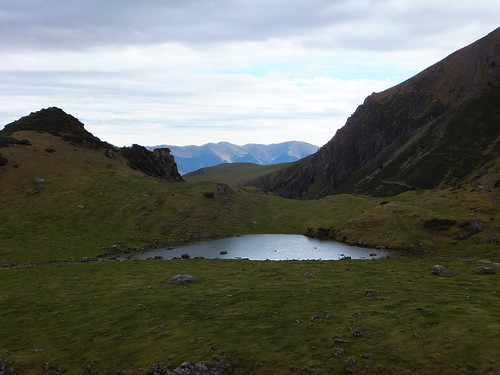 Lac d'Arou-Payolle 155