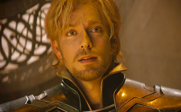 Thor 2 The Dark World Zachary Levi Fandral